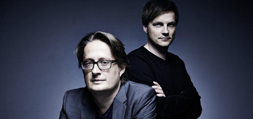 Marc Brost und Heinrich Wefing