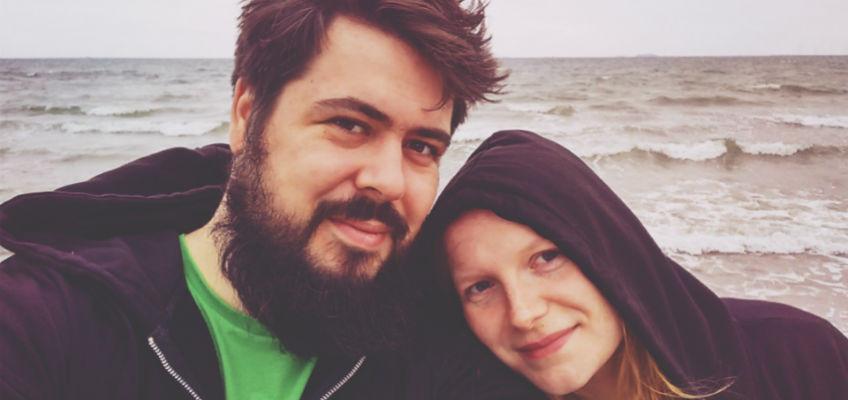 Tobias Schwarz und Katharina-Franziska Kremkau