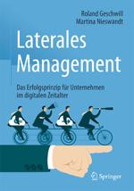Laterales Management von Roland Geschwill und Martina Nieswandt.