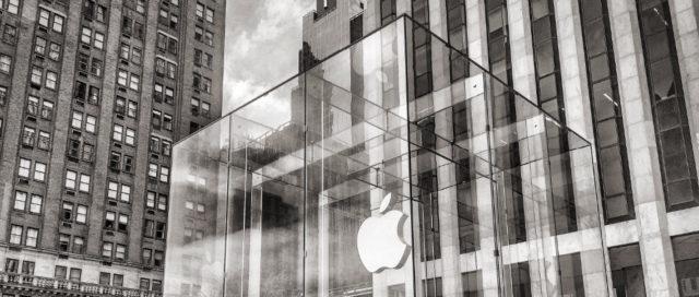 Apple in New York