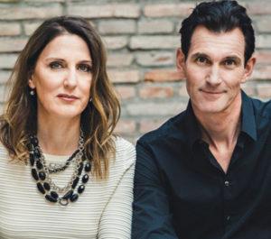 Anja Förster und Peter Kreuz