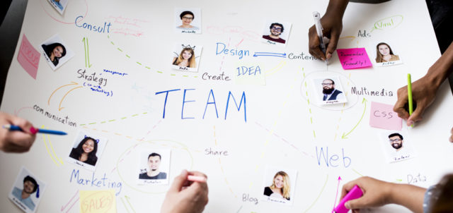 Team-Map