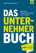 Cover Das Unternehmer Buch