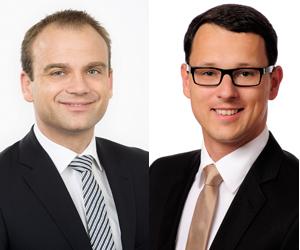 Sascha Lindner und Sascha Kolbuch