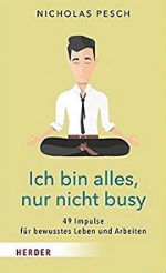 Cover Ich bin alles, nur nicht busy