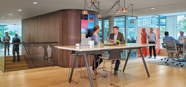 Leadership Community im LINC in München