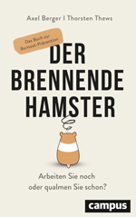Cover Der brennende Hamster