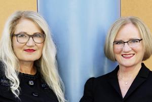 Dorothea Assig und Dorothee Echter