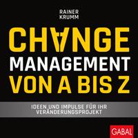 Cover Change Management von A bis Z