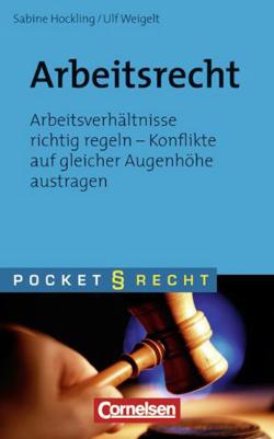 Buchcover Arbeitsrecht
