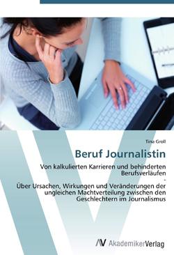 Buchcover Beruf Journalistin