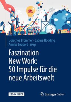 Buchcover Faszination New Work