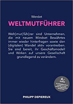 Cover Werdet Weltmutführer