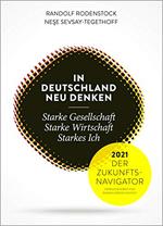 Buchcover RHI Zukunftsnavigator 2021-In Deutschland neu denken